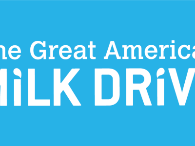 The Great American Milk Drive – Families in Need