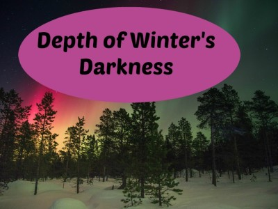 Depth of Winter's Darkness