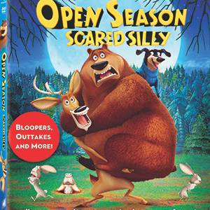Open Season: Scared Silly for Family Friday Night