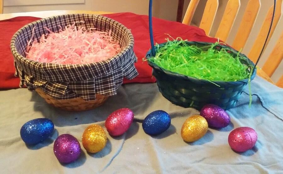 How to Make a PEEPS Easter Basket