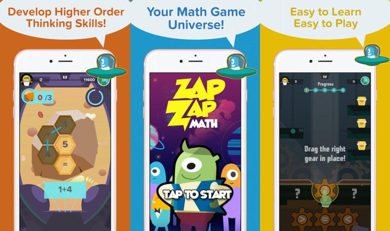 Zap Zap Math App Review