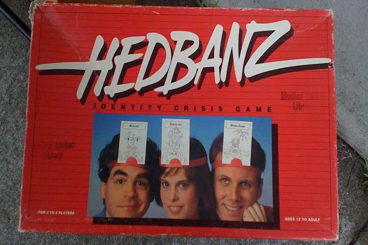 DIY Hedbanz Game for Kids