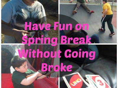 Easy Ways to Have Fun on Spring Break With Kids
