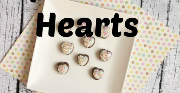Awesome Recipe: Spring Sprinkled Hearts