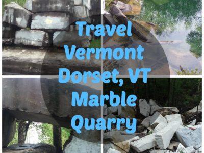 Travel Vermont Dorset VT Marble Quarry