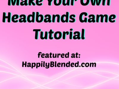 Headbands Game Ideas