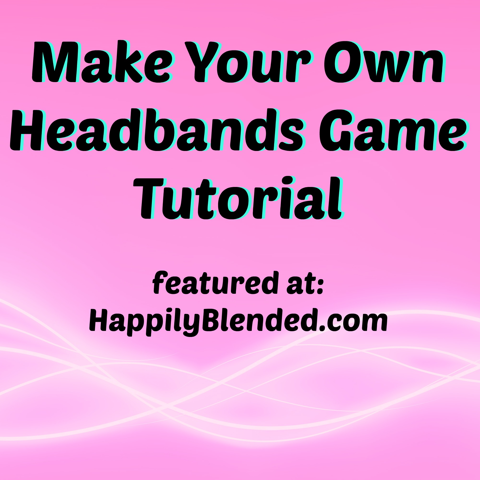 Headbands Game Ideas – A Source of Great Fun