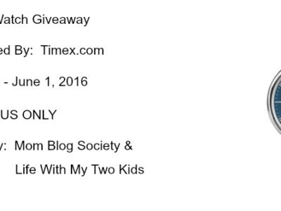 Never Be Late Again with this Timex.com Watch Giveaway