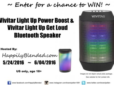 How Music Helps your Brain – Plus a Vivitar Light Up Giveaway