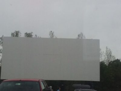 Our Trip to the Milford NH Drive-In Theater #wordlesswednesday With LINKY
