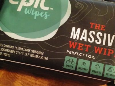 How to Take a Shower Outside – Epic Wipes