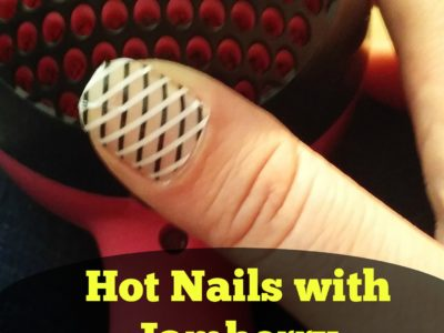 Hot Nails with Jamberry