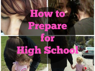 How to Prepare For Middle School to High School