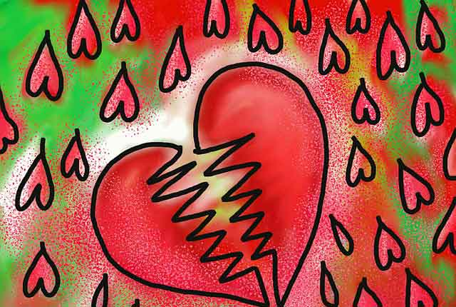Relationships – No Longer in Love