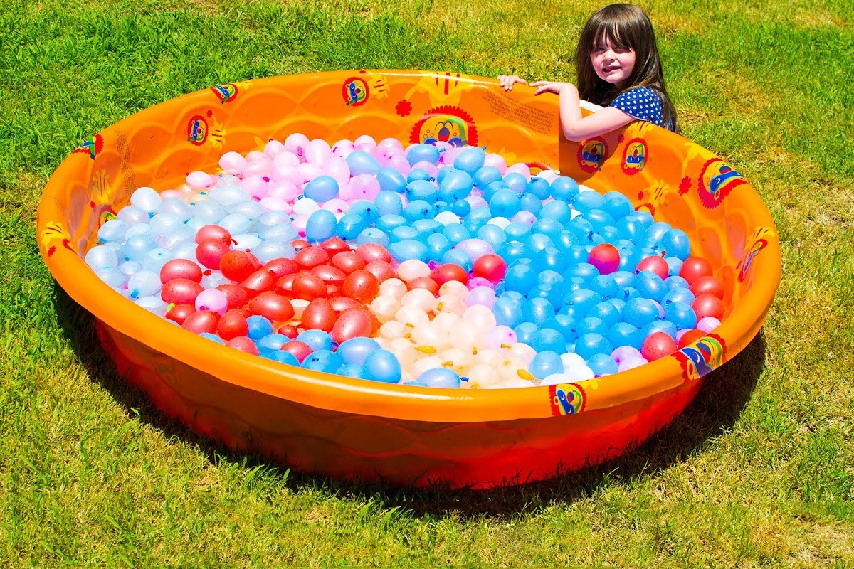 Hot Summer Fun Time – Water Balloon Fight Playing Rules