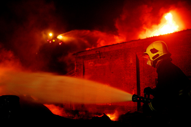 Protecting Your Home or Business From Fire