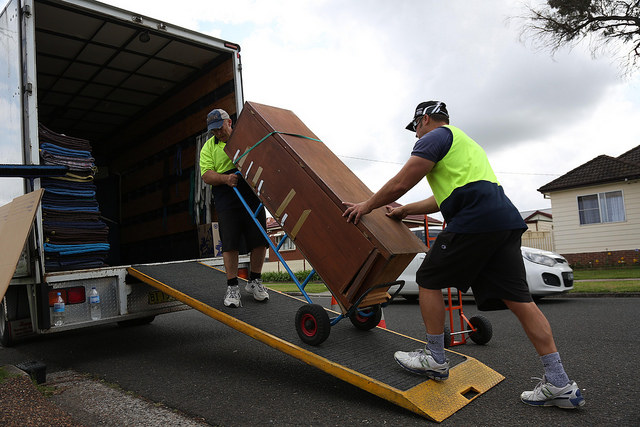How To Make Your Moving Day Simpler