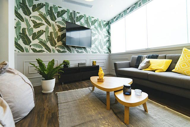 small space living room