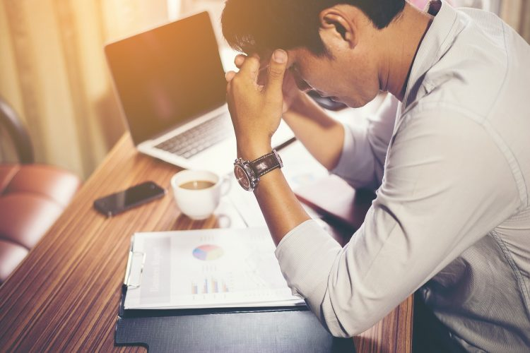 Stress in the Office: What to Do When Your Job is Draining