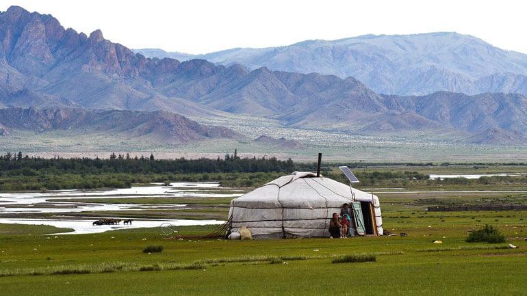 Mongolia Fun Facts