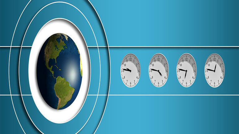 France Time Zones