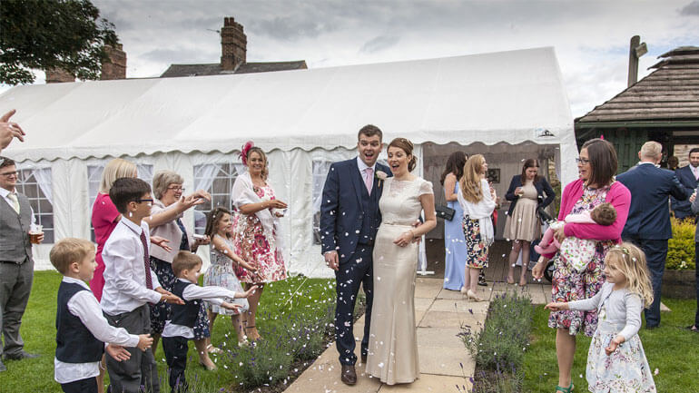 4 Ways to Involve the Kids in Your Second Wedding