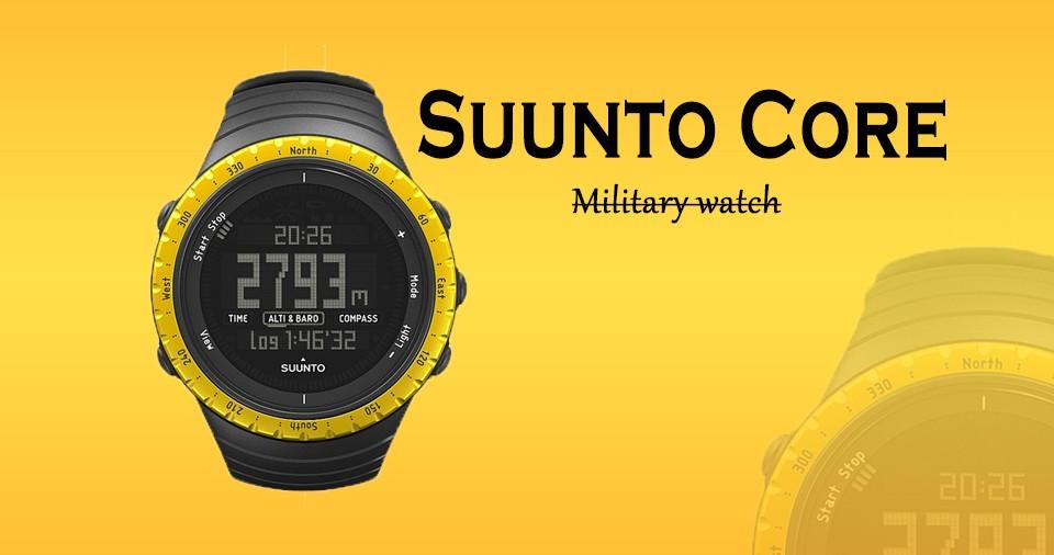 Suunto Core Military Watch