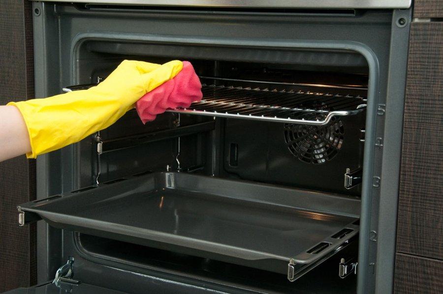 Oven Washing