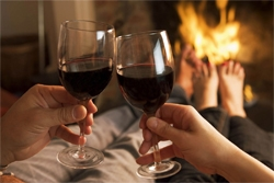 Enjoy Some Romance While Drinking