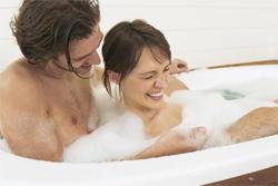 Lets Take Some Romantic Bath
