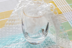 Pack Glass Items Carefully
