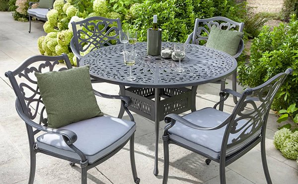 Patio Furniture For Your Oasis