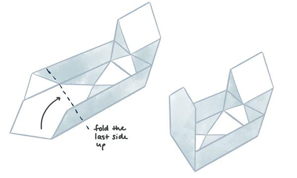 Unfold The Edges