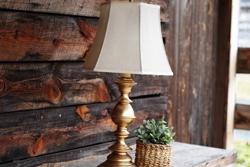 Attractive Farmhouse Lamp