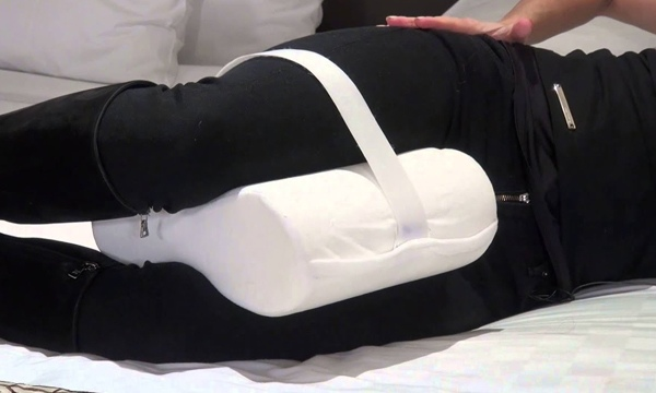 Knee Pillow for Back and Hip