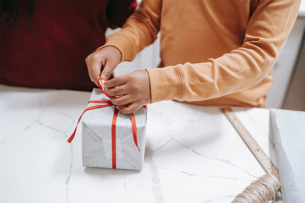 How to Make a Gift Box at Home