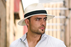 Panama Hat Summer Outfit