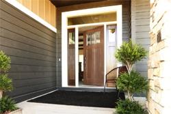 Set Tone of Front Door