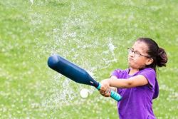 Water Balloon Baseball Games