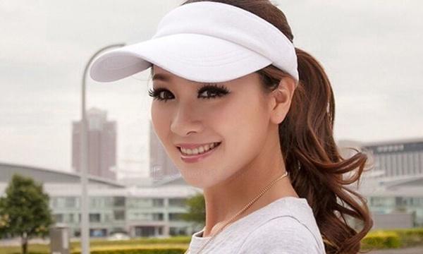 Woman Visor Hat