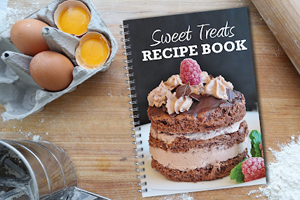 A Sweet Recipe Book