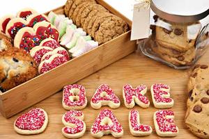 Bake Sale for Raise Money