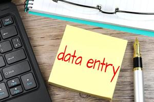 Data Entry Jobs for Moms