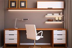 Furnishing for Home Office Setup