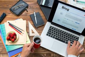 Offer Something for Blog Writing