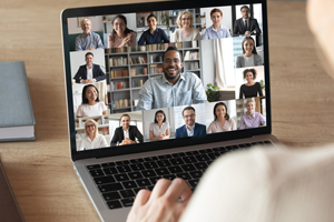 Take Virtual Conference for Collecting Funds