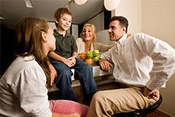 Safe Space Conversation as Step Parenting